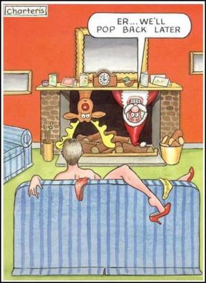 Funny Adult Christmas Cartoons Funny christmas cartoon
