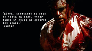 Dexter morgan quotes