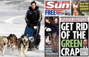 David Cameron: Get rid of all the green crap