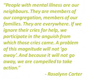 Rosalynn Carter Quote