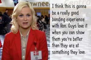 Leslie Knope Quotes About Love