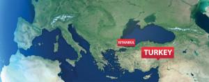 Location Fethiye Within Turkey