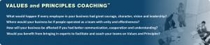 Values Principles Coaching...