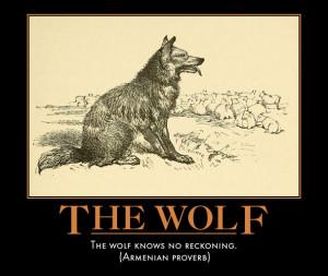 lone wolf wolf saying1 jpg