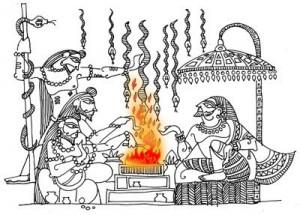 Jaya by Devdutt Pattanaik is a retelling of Mahabharata in a text book ...