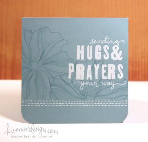 Sending Prayers And Hugs Macm sending hugs & prayers