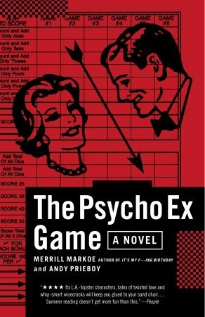 """Start by marking """"The Psycho Ex Game"""" as Want to Read:"""