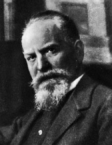 """Edmund Husserl. Husserl: """"The Crisis of the European Sciences ..."""
