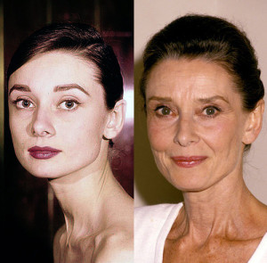 popular quote audrey hepburn 1950s 1990 vanity fair 1990s aging 1958 ...