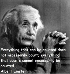 Albert einstein picture famous quotes