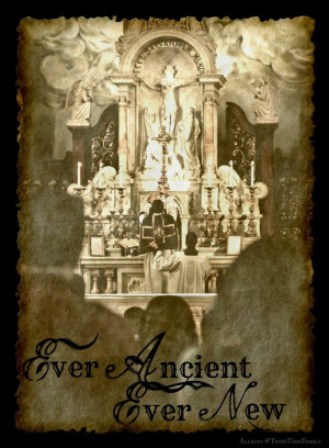 Ever Ancient, Ever New - The High Mass at St. Peter's, Steubenville