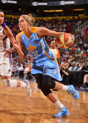 WNBA Sneaker Watch // Griner, Delle Donne & Diggins Are The 3 To See