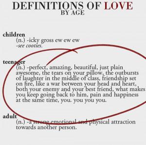 amor, children, definition, definitions, gabife, love, teenager
