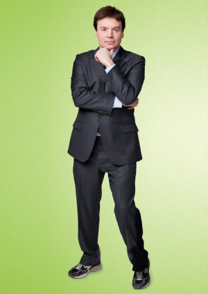 Mike Myers 's Height is 5'8