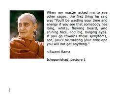 Swami Rama quotes