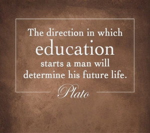 Plato, quotes, sayings, education, man, future