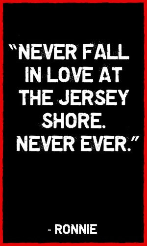 10 Best 'Jersey Shore' Quotes on Love & Smushing #Ronnie