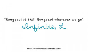 Sayings and Quotes from Kpop Idols