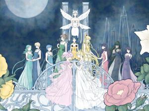 Anime Wallpapers: Sailormoon - Anime Wallpaper