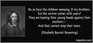 More Elizabeth Barrett Browning Quotes