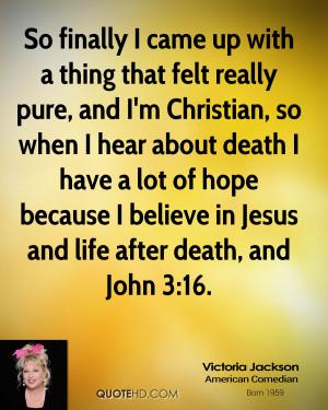 victoria jackson death quotes quotehd victoria jackson comedian quote ...