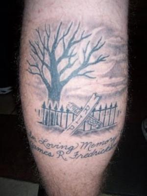 memorial quote tattoos for grandpa ... more tattoos memorial tatt...
