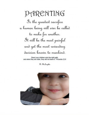 Parenting Quotes From The Bible Parenting Advice Bible Quotes