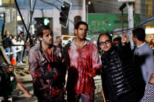 Eli Roth in Aftershock Movie Image #6
