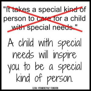 Special Education teachers!