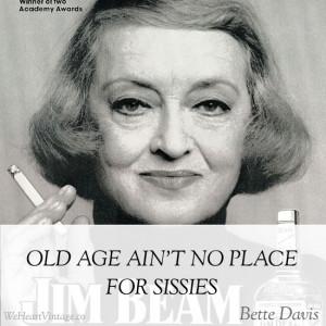 Bette Davis Vintage Hollywood