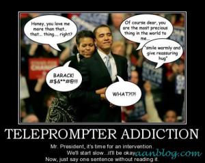 Barack Obama Funny Humor Demotivational Poster