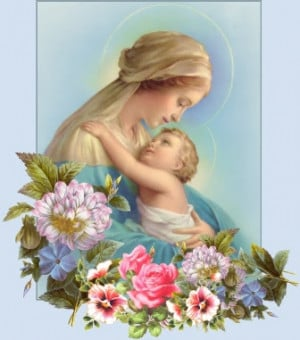 Happy Birthday Mama Mary!