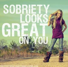 ... up! :) #sobriety #soberlife #sober #keepitup #quotes #fashion More