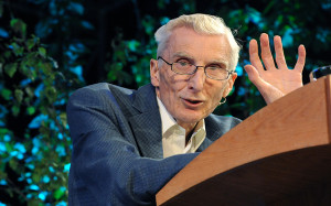 Martin Rees speaks at Hay Festival 2015 Picture: Jay Williams 2015
