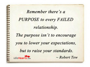 Remember There Purpose Every...