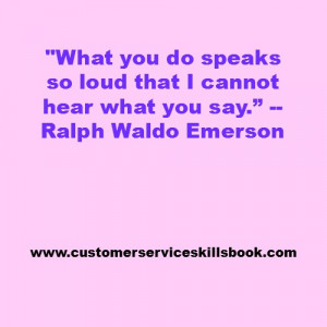 Non verbal communication quotes