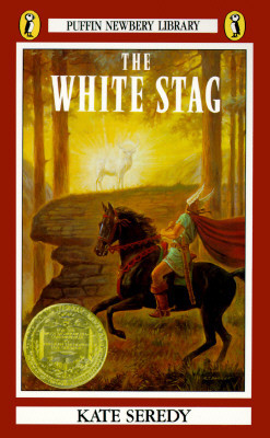 """Start by marking """"The White Stag"""" as Want to Read:"""