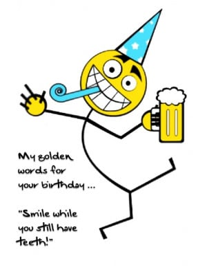 Funny Birthday Messages 02