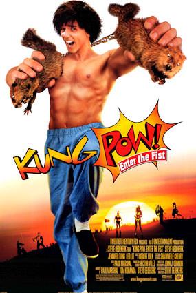 Kung pow enter the fist cast