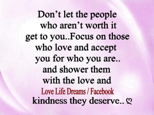 Don't let the people