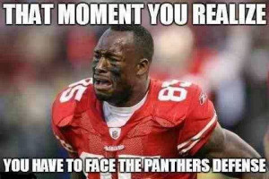 Thread: Panthers vs 49ers preview