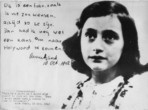Netherlands Anne Frank