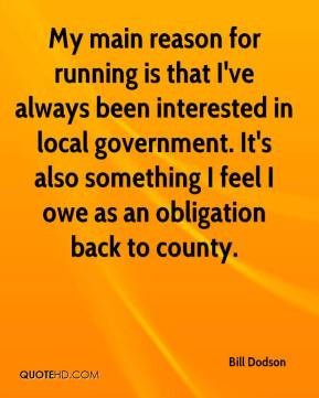 Local government Quotes