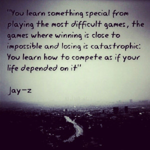 Rapper, jay z, quotes, learn, life, motivational