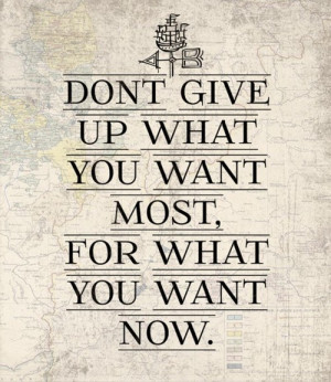 Dont give up what Love Quote – Best Love Quote