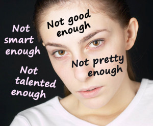 Inspirational Quotes For Girls With Low Self Esteem