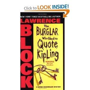 to Quote Kipling, The (Bernie Rhodenbarr Mysteries): Lawrence Block ...