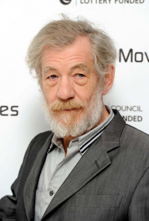 ... Gay Hollywood, Actor Ian, Celebrities Birthday, Ian Mckellen, 20 Stars