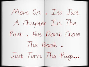 Past Moving On Quotes