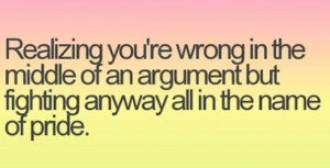 Funny Argument Quote